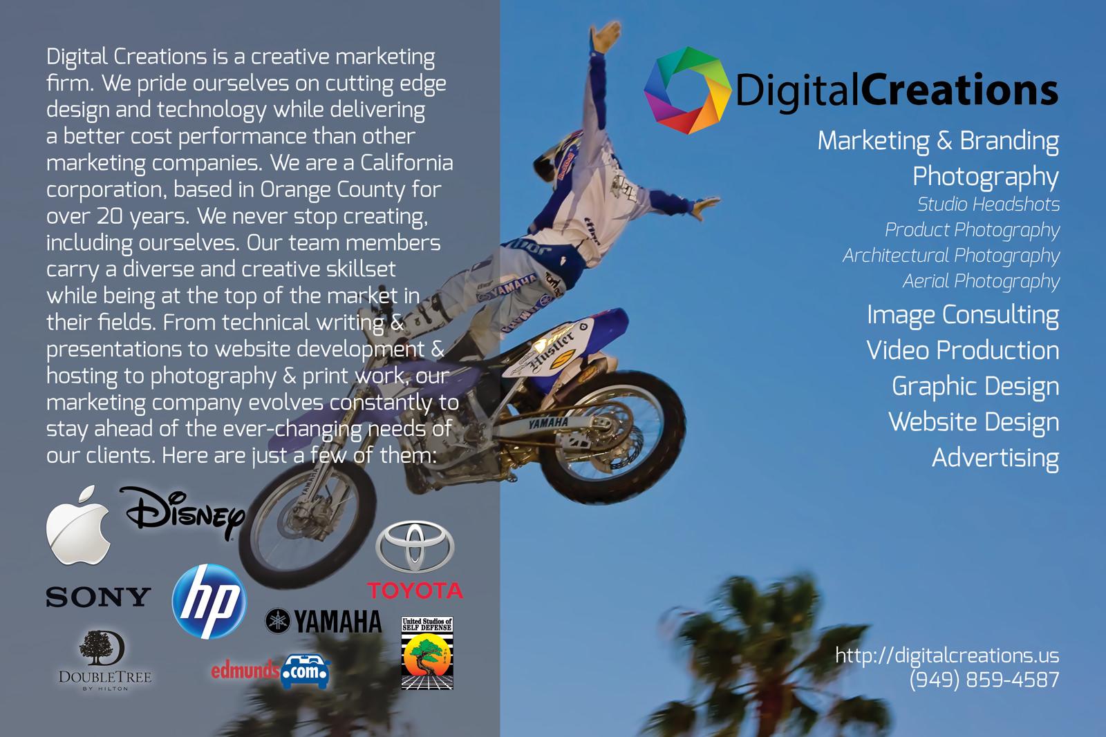 Digital Creations